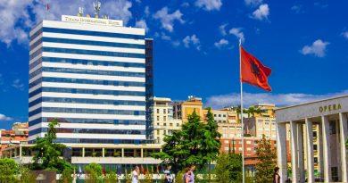 Tirana International Hotel ****