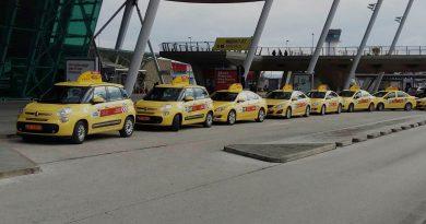 Utazzon tovább Tirana repülőteréről taxival!